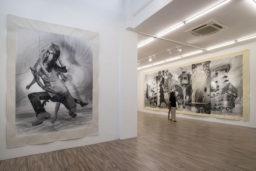 Yuki Onodera solo show Vanguard Gallery 2018